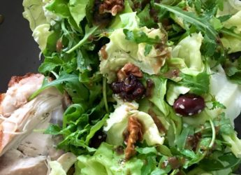 Salata de piept de pui…sanatos de bun