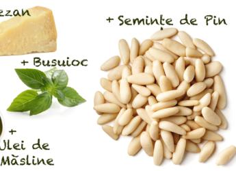 Valoarea nutritionala a semintelor de pin