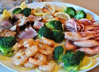 Găsește sănătatea în carnea de pește, crustacee și pasăre