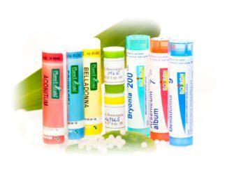 Când puteți apela la remedii homeopatice fara un consult medical – câteva exemple de reținut